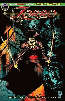 Zorro: Swords of Hell #1