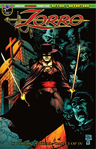 Zorro #1: Swords of Hell