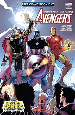 Free Comic Book Day 2018: Avengers/Captain America No.1