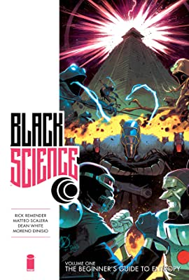 Black Science Premiere Vol. 1: The Beginners' Guide to Entropy Remastered