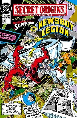 Secret Origins (1986-1990) #49