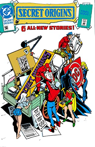 Secret Origins (1986-1990) #50