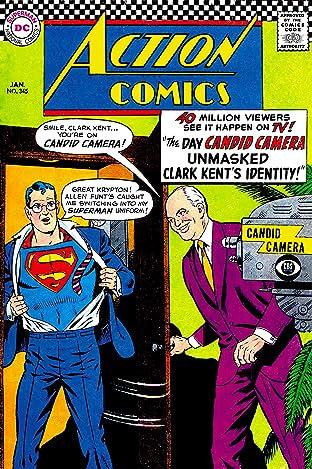 Action Comics (1938-2011) #345