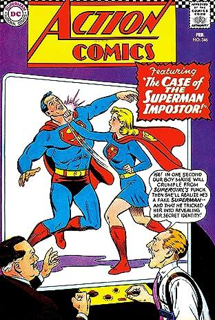 Action Comics (1938-2011) #346