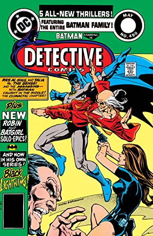 Detective Comics (1937-2011) #490