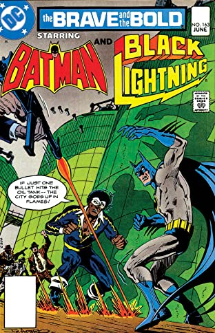 The Brave and the Bold (1955-1983) #163