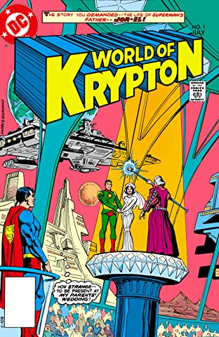 World of Krypton (1979) #1