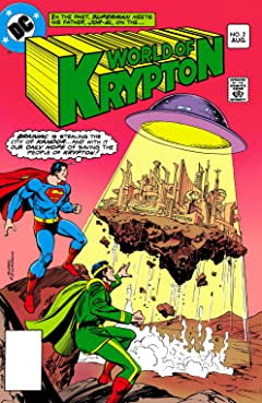 World of Krypton (1979) #2