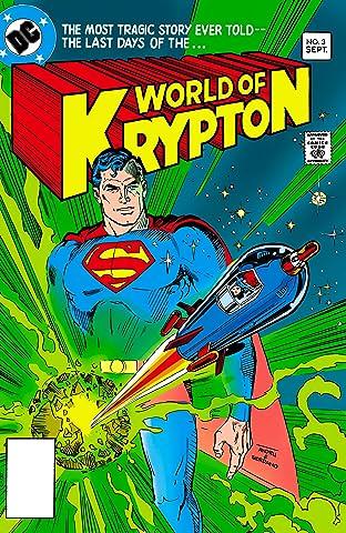 World of Krypton (1979) #3