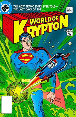 World of Krypton (1979) #3