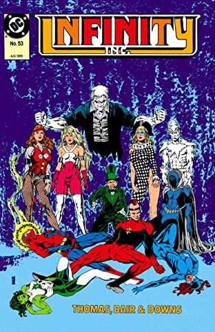 Infinity, Inc. (1984-1988) #53