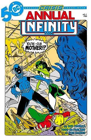 Infinity, Inc. (1984-1988) Annual #1