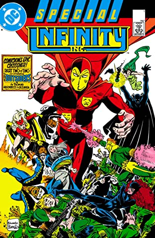 Infinity, Inc. Special (1987) #1
