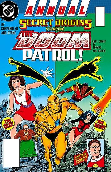 Secret Origins (1986-1990) Annual #1