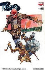 Marvel 1602 #5: New World