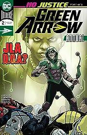 Green Arrow (2016-2019) Annual #2