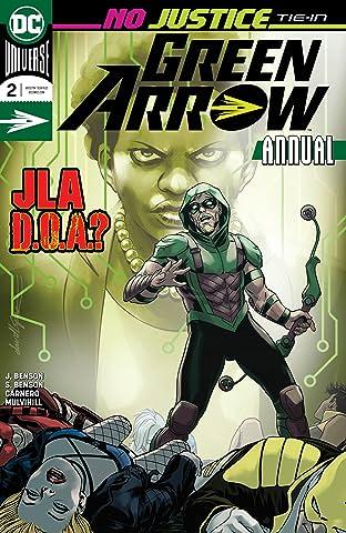 Green Arrow (2016-) Annual #2