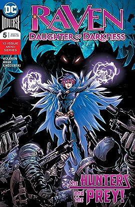 Raven: Daughter of Darkness (2018-2019) #5