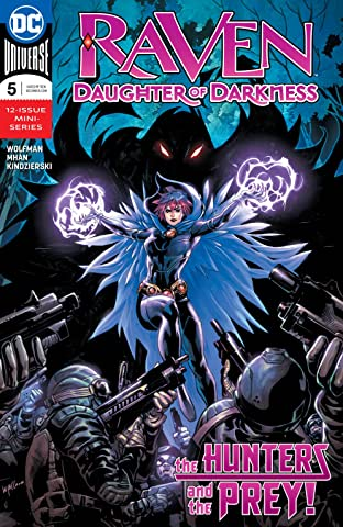 Raven: Daughter of Darkness (2018-2019) #5