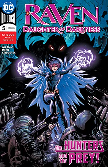 Raven: Daughter of Darkness (2018-) #5