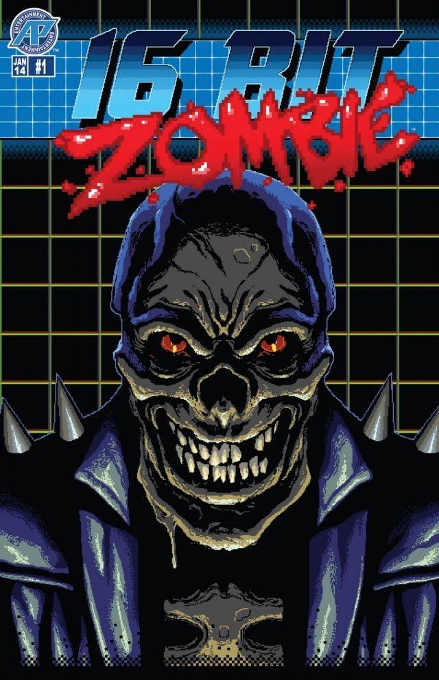 16-Bit Zombie #1