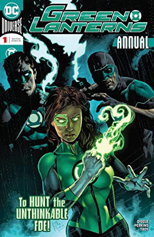 Green Lanterns (2016-) Annual #1