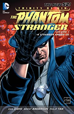 Trinity of Sin - The Phantom Stranger (2012-2014) Tome 1: A Stranger Among Us
