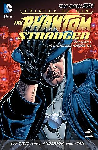 Trinity of Sin - The Phantom Stranger (2012-2014) Tome 1: A Stranger Among Us