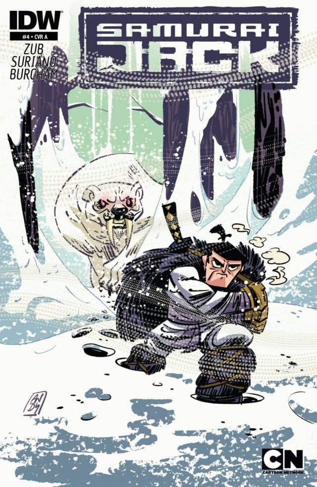 Samurai Jack #4