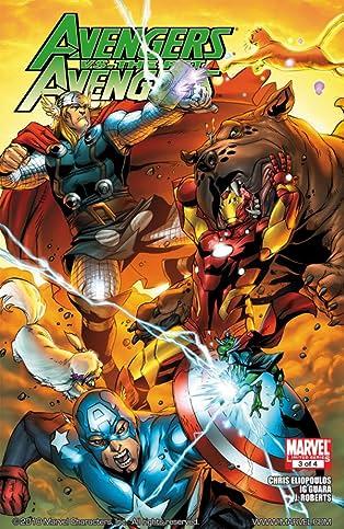 Avengers vs. Pet Avengers #3 (of 4)