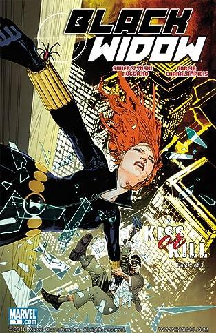 Black Widow (2010) #7