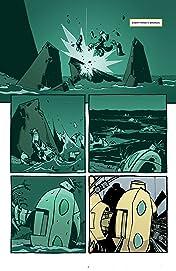 Teenage Mutant Ninja Turtles: Utrom Empire #1 (of 3)