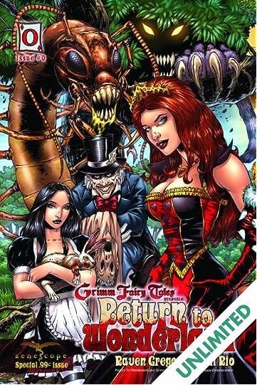 Return To Wonderland #0 (of 6)