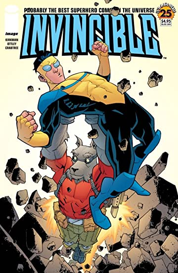 Invincible No.25