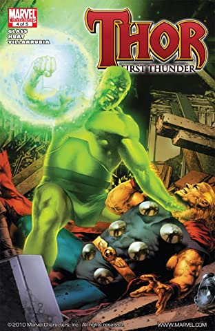 Thor: First Thunder No.4 (sur 5)