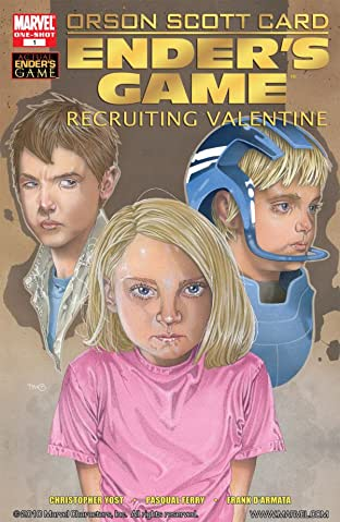 Ender's Game: Recruiting Valentine