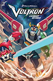 Voltron Legendary Defender Vol. 1