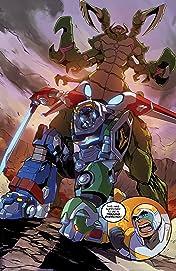 Voltron Legendary Defender Vol. 1