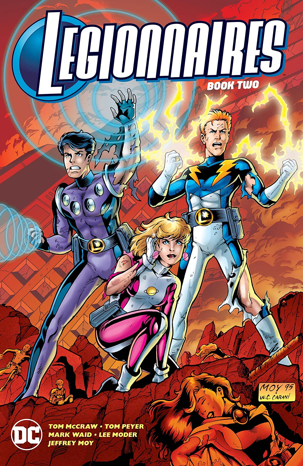 Legionnaires: Book Two
