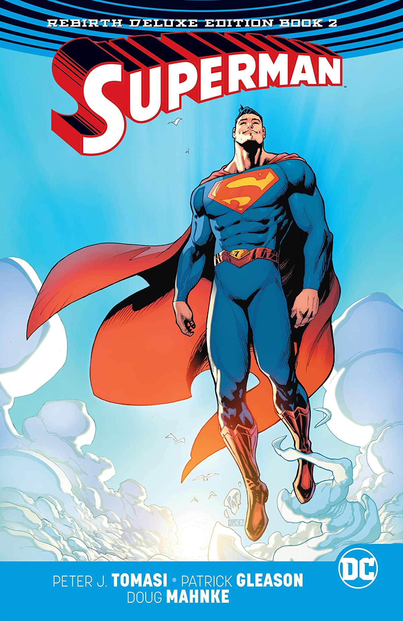 Superman (2016-2018): The Rebirth - Deluxe Edition: Book 2