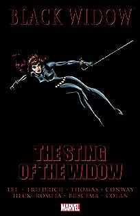 Black Widow: The Sting Of The Widow