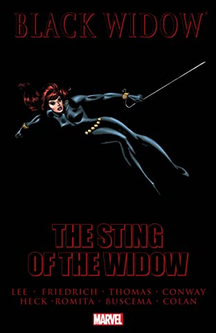 Black Widow: The Sting Of The Widow