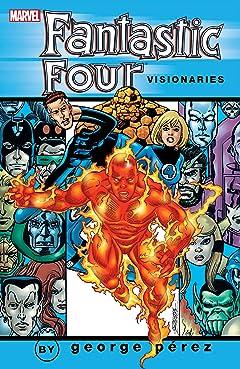 Fantastic Four Visionaries: George Perez Vol. 2