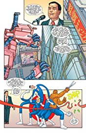 Fantastic Four/Iron Man: Big In Japan