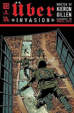 Uber: Invasion #13