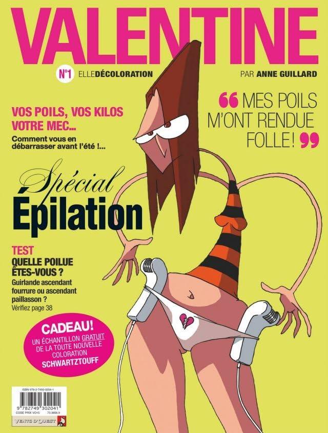 Valentine Vol. 1: Elle décoloration