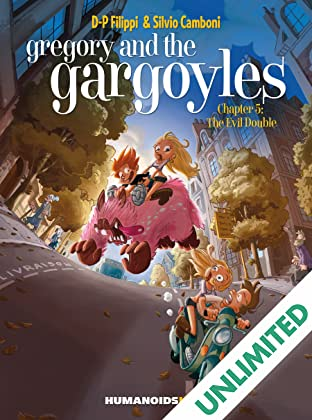 Gregory and the Gargoyles Vol. 5