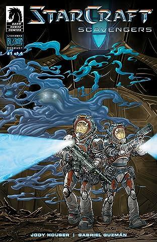 StarCraft: Scavengers No.1