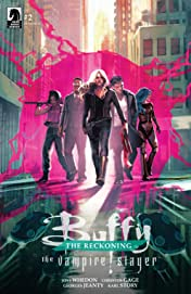 Buffy the Vampire Slayer Season 12: The Reckoning #2