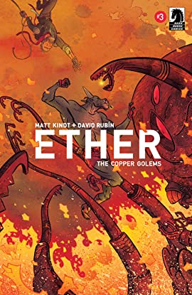 Ether: Copper Golems #3